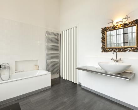 Photo_Porte pliante Aporta_salle de bain