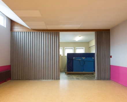 Foto Aporta_vouwdeur gymnasium