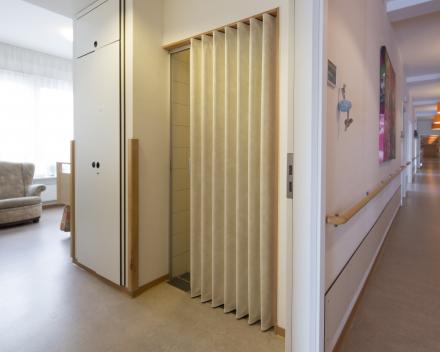 Photo_Porte pliante Aporta_maison de retraite