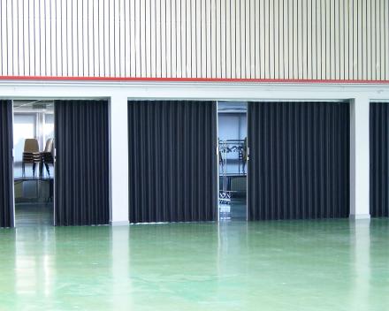 Foto Aporta_vouwdeur school