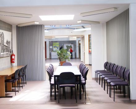 Foto Aporta_vouwdeur vergaderruimte