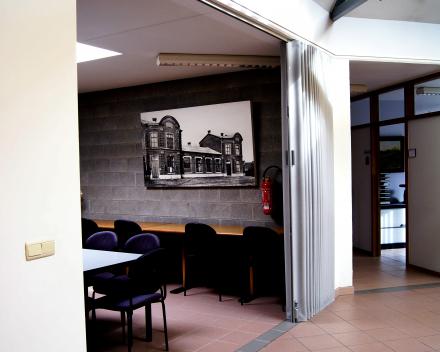 Foto Aporta_vouwdeur vergaderzaal